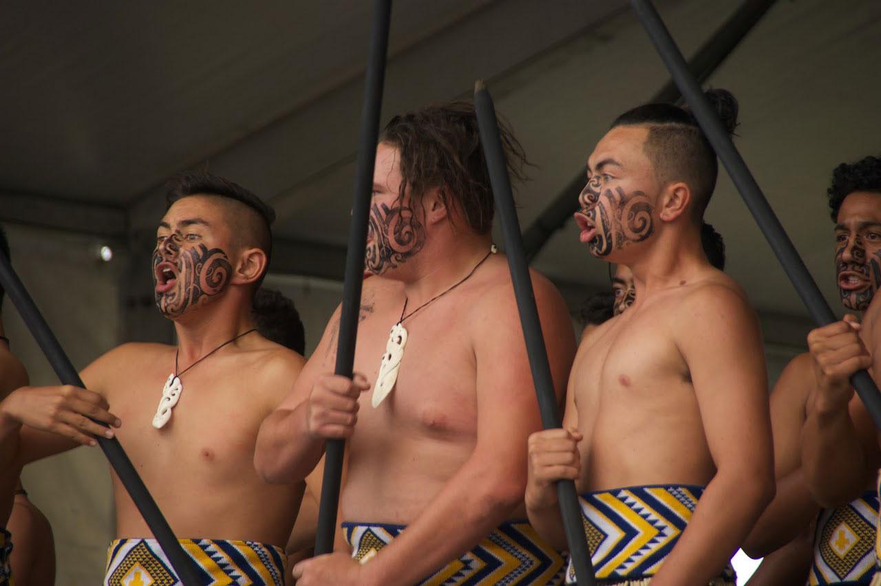 Kapa Haka Polyfest 2017