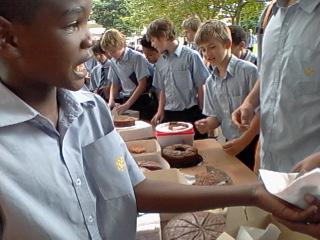 Cake sale 1