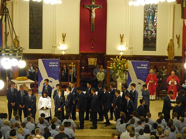 Inaugural Mass 2017